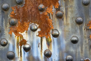 Окрашивание металлических поверхностей