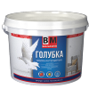 Краска Bau Master «Голубка» для потолков в сухих помещениях (дисконт)