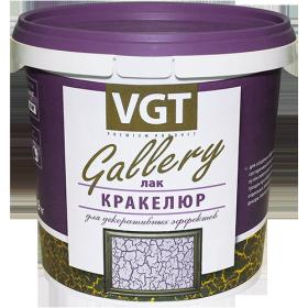 Лак кракелюр Gallery / для декоративных эффектов